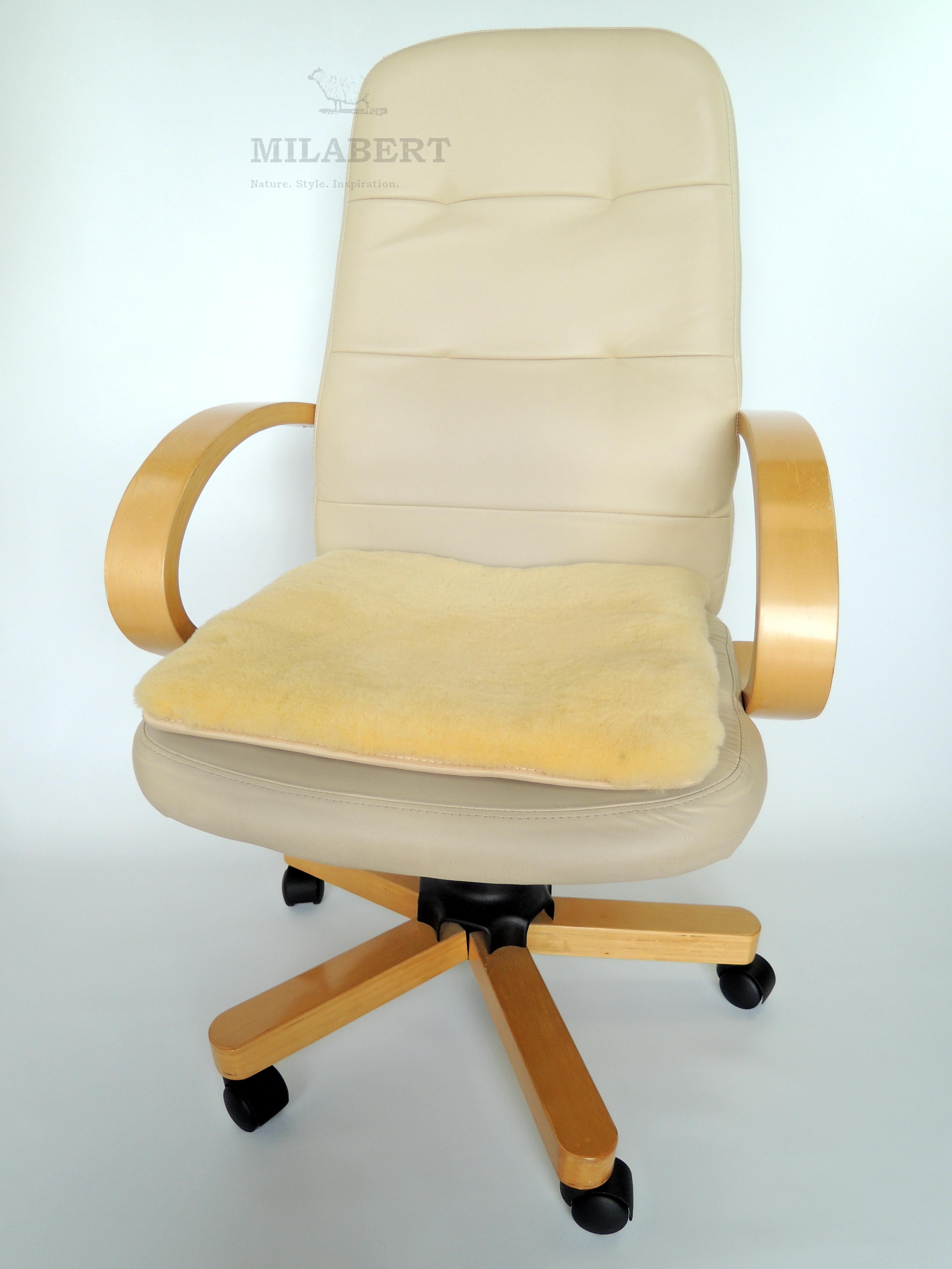 genuine medical sheepskin seat nursery wheelchair mat pad