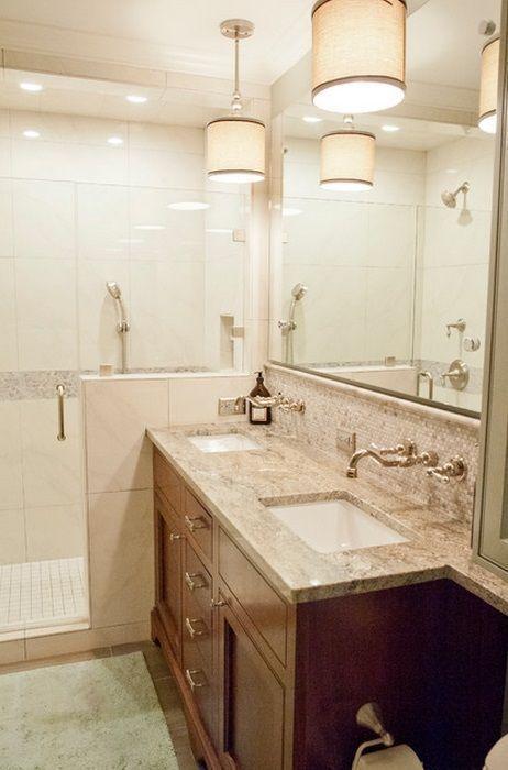 Feine Badezimmer Beleuchtung Pinterest #Badezimmer #Büromöbel