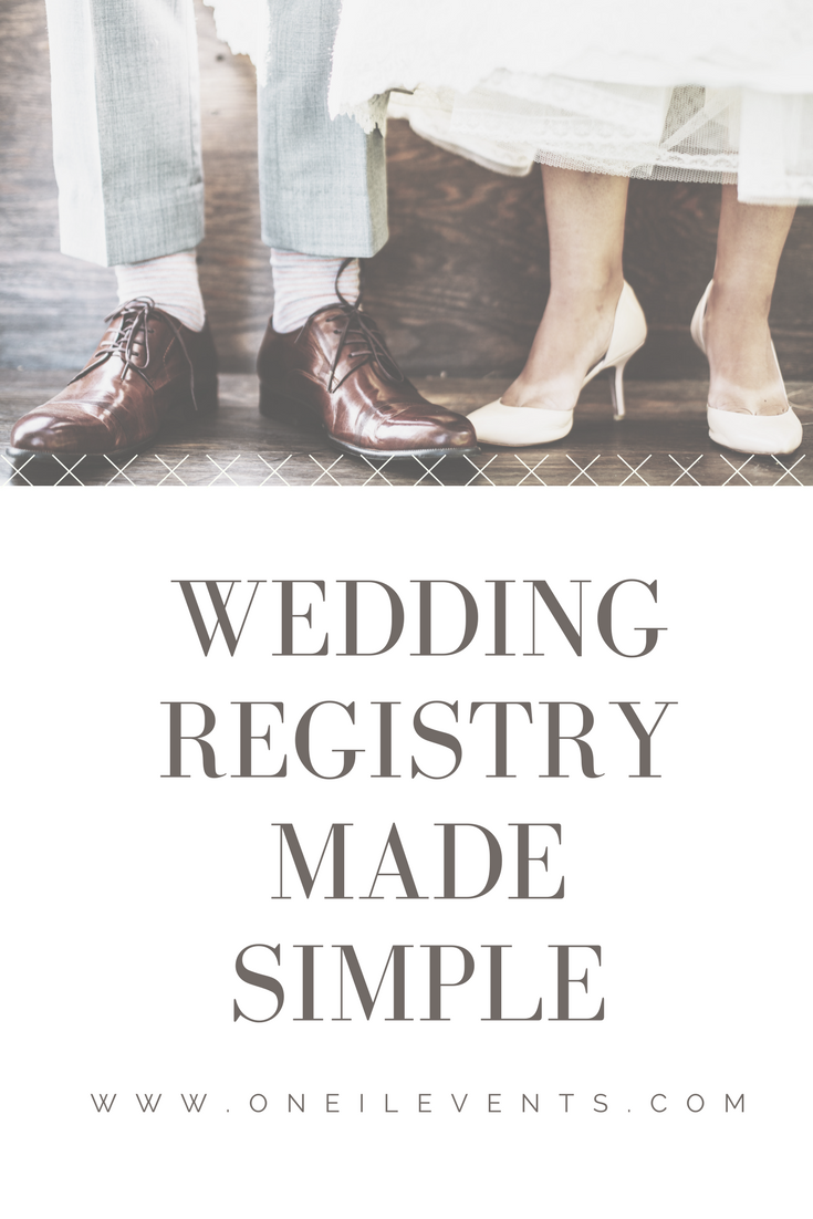 Where To Register For Wedding.Wedding Registry Tips How And Where To Register For