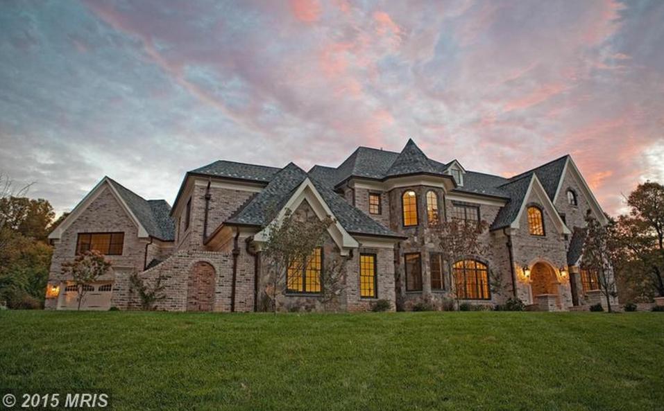 10,000 Square Foot Newly Built Brick & Limestone Mansion