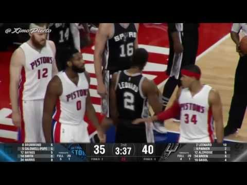 Sanantoniospurs Vs Detroitpistons Full Game Highlights Oct 10 20 Detroit Pistons New York Knicks Utah Jazz