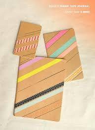 Como Decorar Cuadernos Con Papel Craft Buscar Con Google