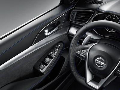 Nissan Maxima 2017 Interior >> 2017 Nissan Maxima Interior Appliques Carbon Fiber T99g3