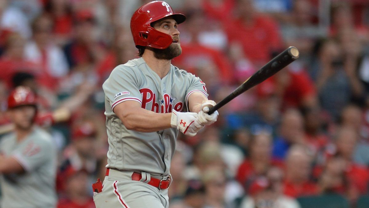 Should Phillies be worried about Bryce Harper Bryce