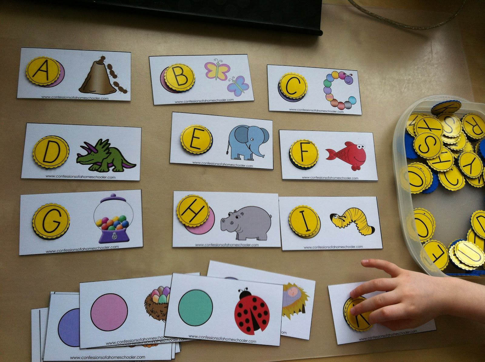 Letter Word Beginning With Rec