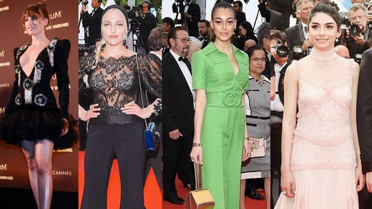 Turkish Actresses At Cannes Film Festival 2018 Turkish Actors