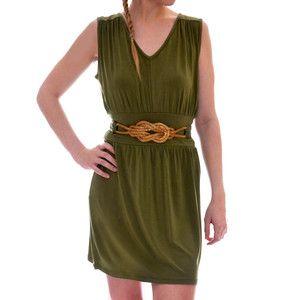 Kleid Calla Salbei, 45€, jetzt auf Fab.