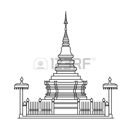 Stock Vector In 2019 Thai Graphic Thai Art Thai Symbols Thai