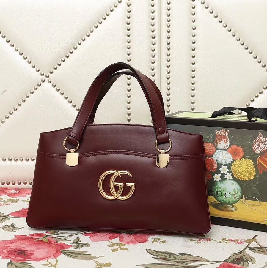 Own A Gucci Arli Large Top Handle Bag
