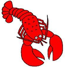 cream of lobster soup recipe cartoon and lobster soup rh pinterest ca cartoon lobsters in love cartoon lobsters in love