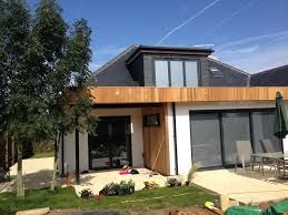 bungalow cladding - possible incorporation of utility and kitchen DINER part
