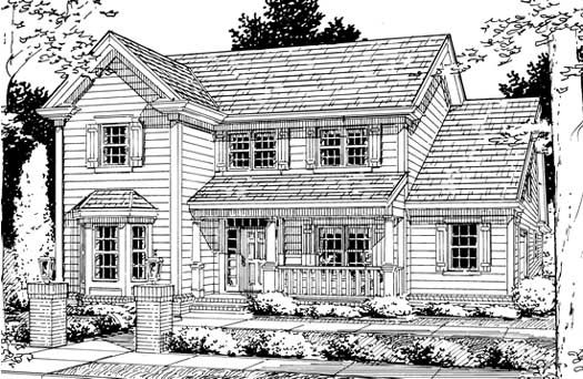 country style house plans 1920 square foot home 2 story 3 rh pinterest com