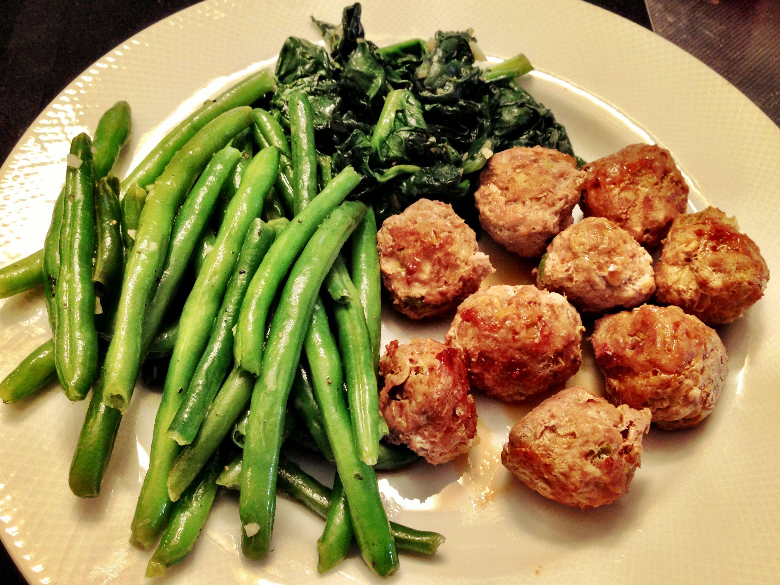 recipe: chinese turkey meatballs [38]