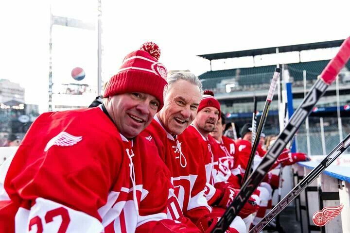 How Cool Hey Mickey Detroit Red Wings Red Wings Hockey