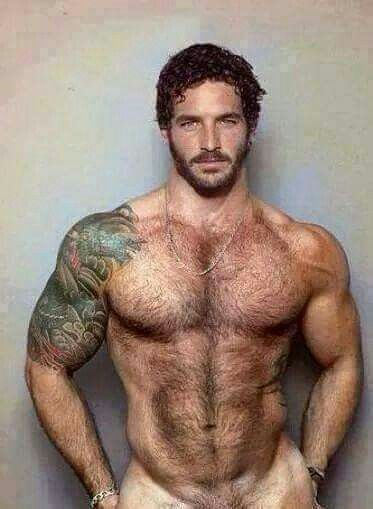 Gay super hairy