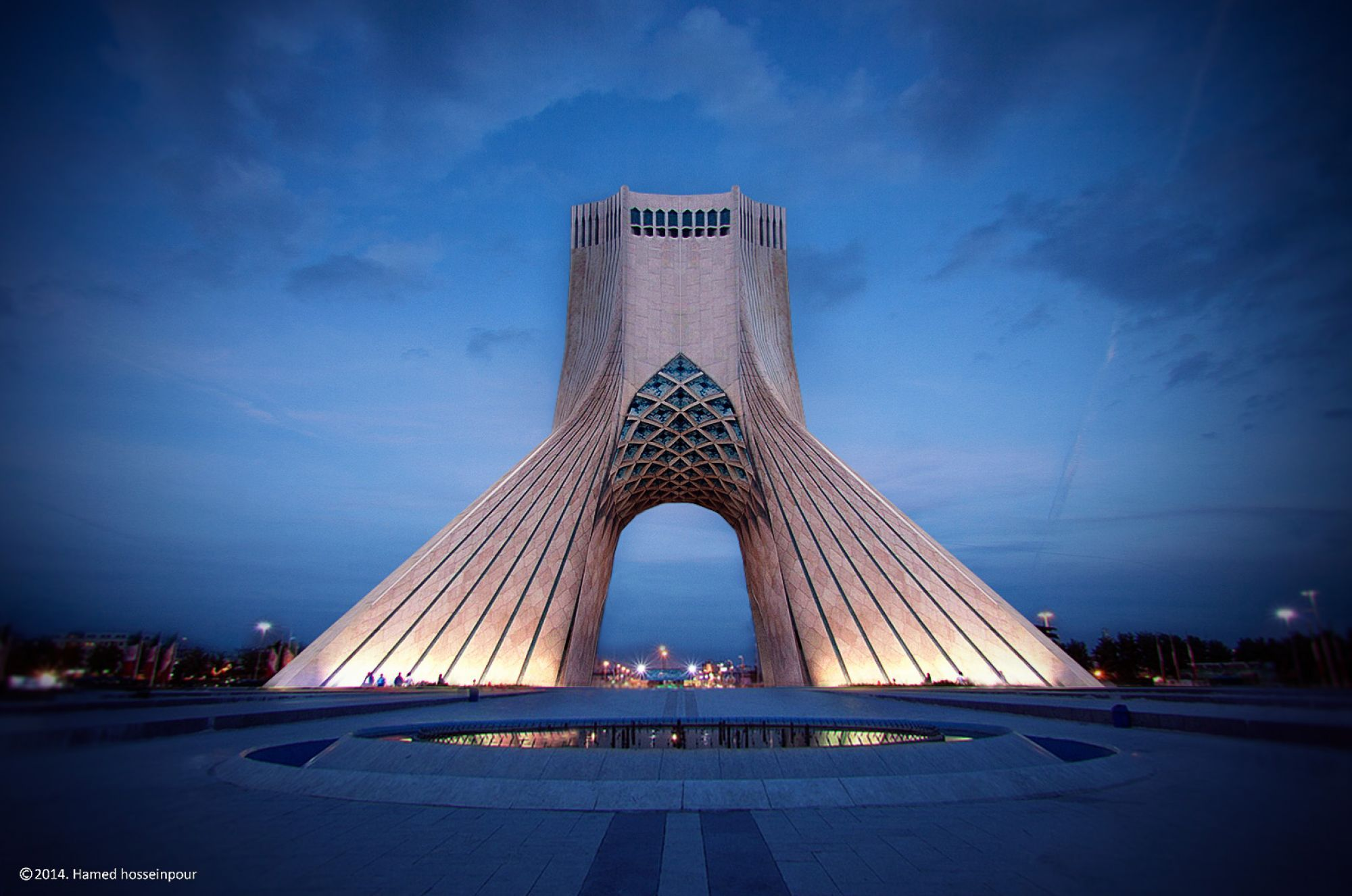 Azadi tower, Tehran, Iran | Architecture | Pinterest | Tehran iran