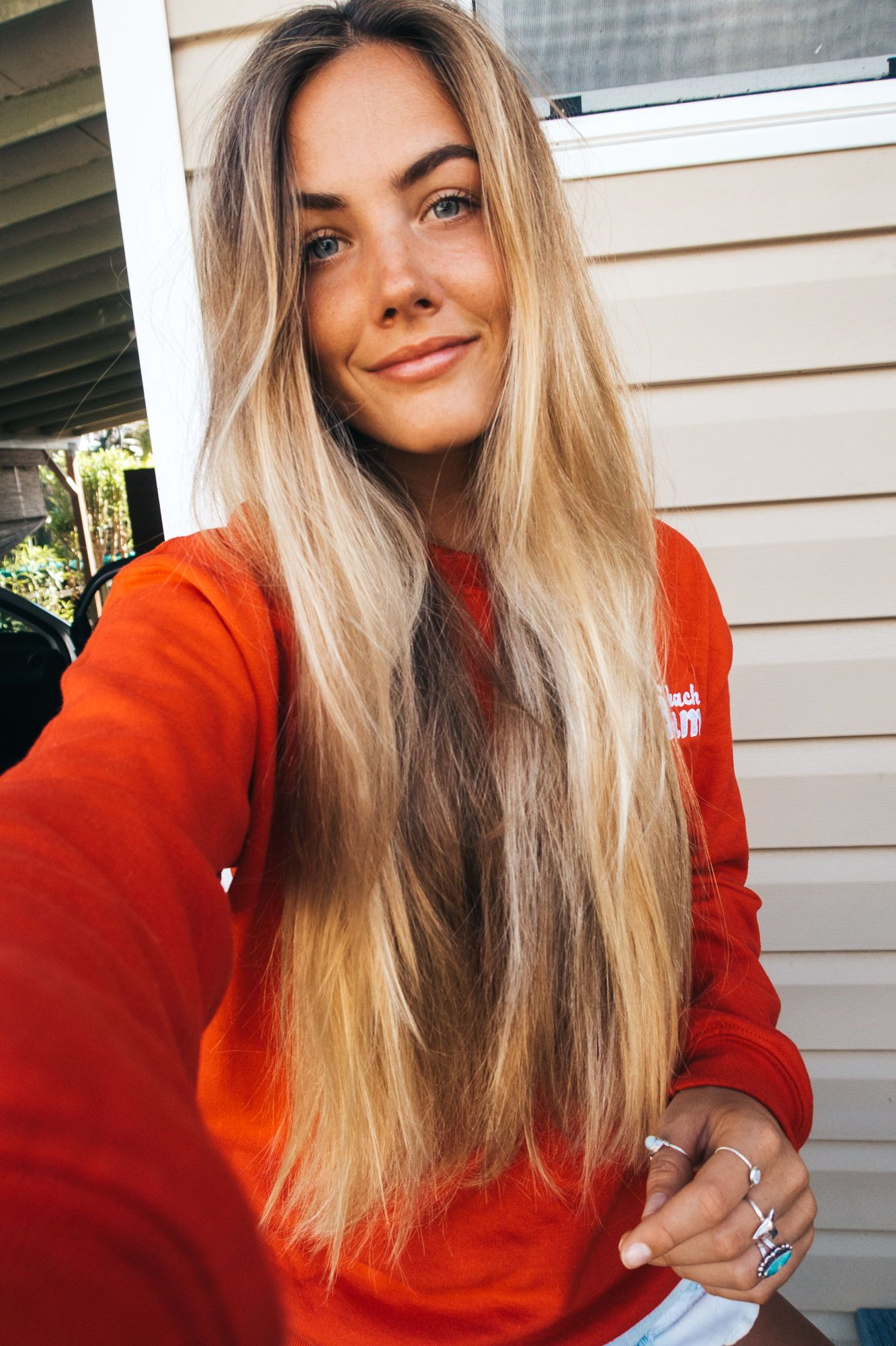 HOW TO GROW LONG HAIR / blonde healthy longhair tips