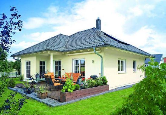 Casa cu parter tip bungalow Proiecte case Pinterest Bungalow