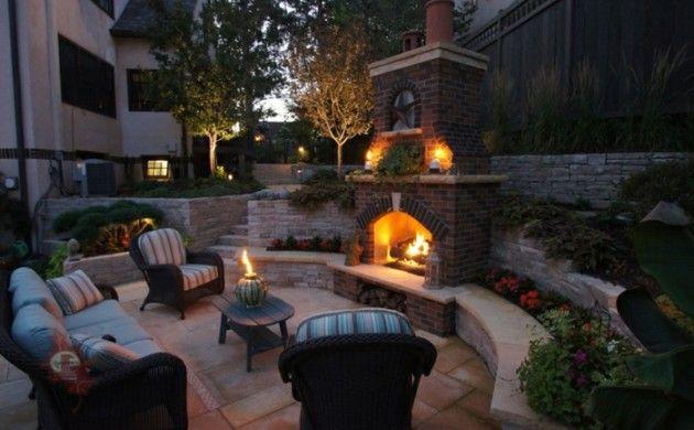 Feuerstelle im Garten-Sammeln wir uns doch ums Feuer im Garten herum - feuerstelle im garten gestalten
