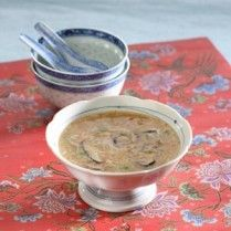 Sup Hisit Jamur Kepiting Asam Pedas Sajian Sedap Jamur Kepiting Resep