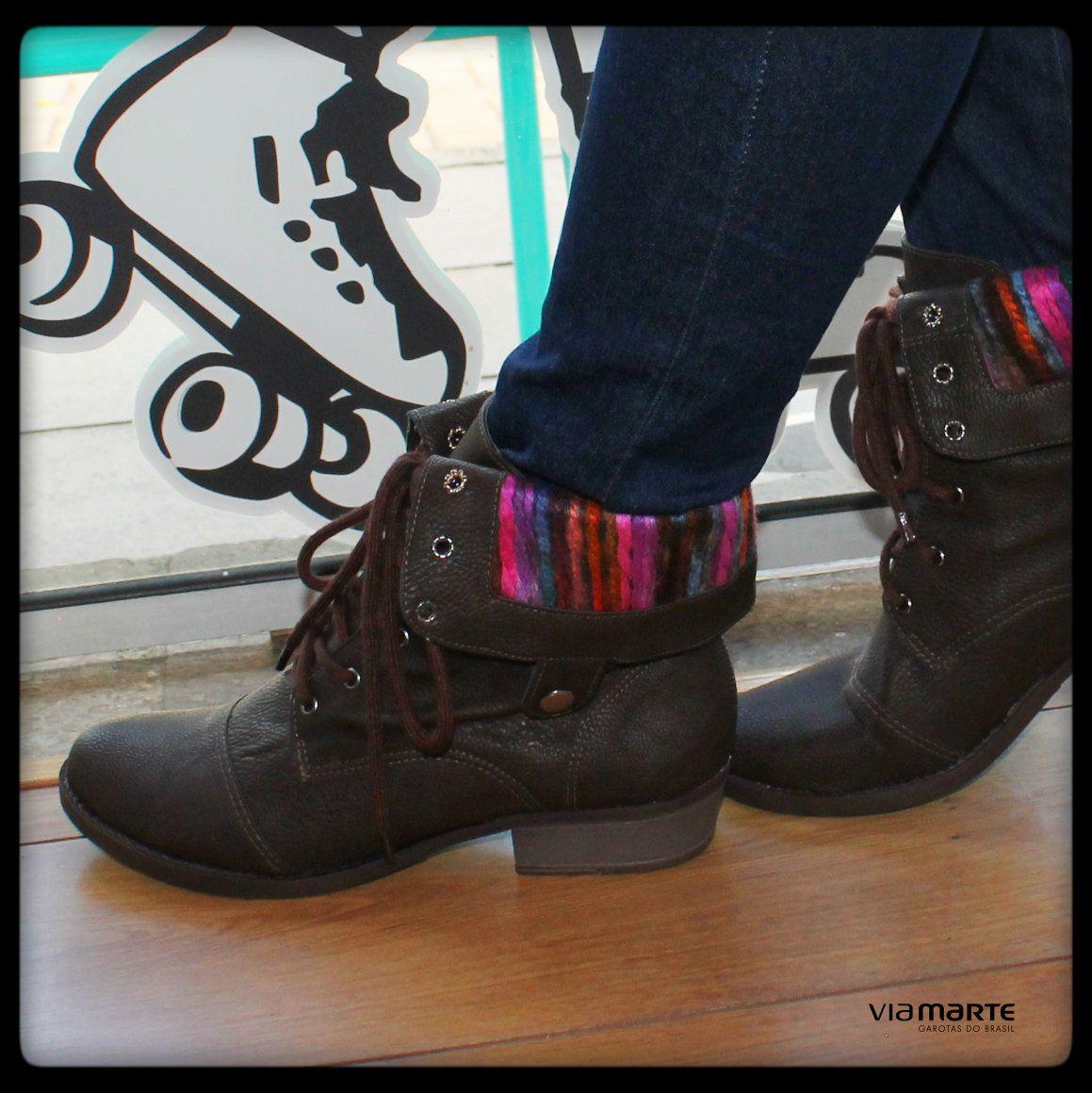 boots - coturno - inverno 2014 - Ref. 14-5807