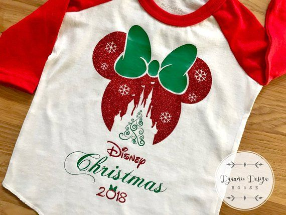 4a8abbf24 Pin by Dynamic Design on Disney Christmas | Disney world christmas shirts,  Disney vacation shirts, Disney Christmas