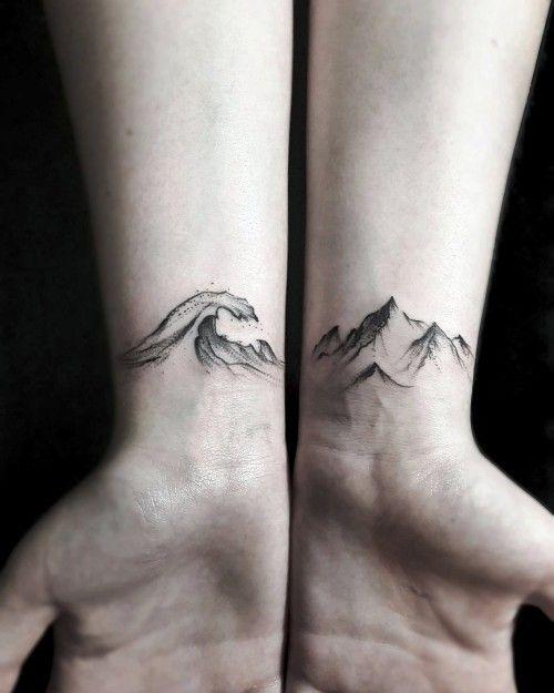80 Handgelenk Tattoo Ideen und ihre Bedeutung - Wohnideen und Dekoration #wanderlust