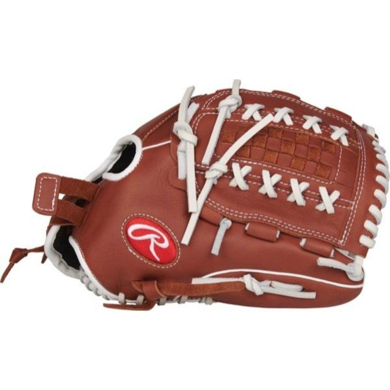 "Rawlings R9 Series 12.5"" P/Inf Softball Glove (Right"