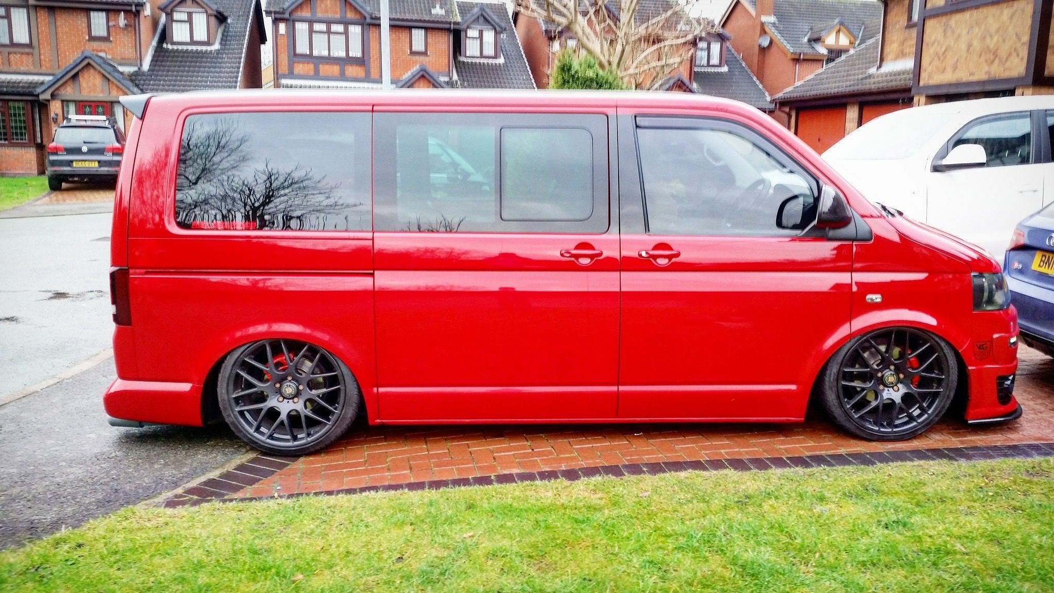 Air Ride Norwich Vw T5 4motion Air Ride Bagged Slammed Cars And Motorcycles