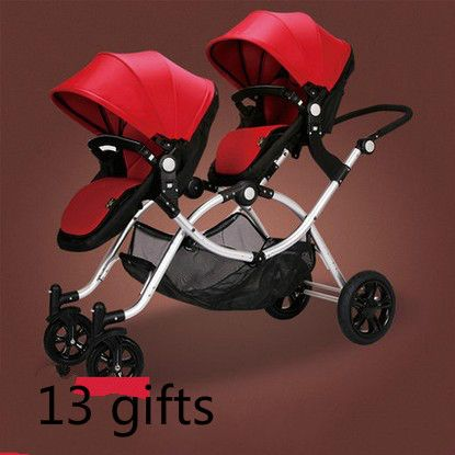 13 Gifts The Twins High Landscape The Stroller Before And