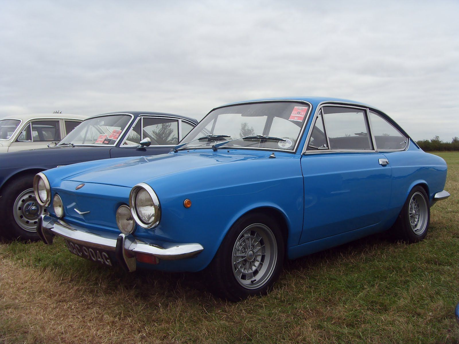 1969 Fiat 850 Sport With Images Fiat 850