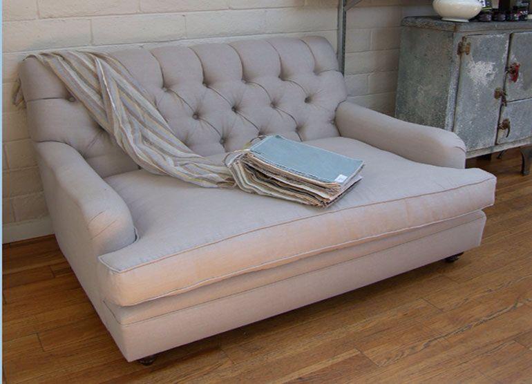 Custom By Moss Studio #sofa #design