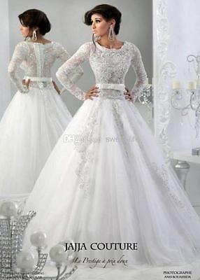 Photo of New Lace Wedding Dress Long Sleeve Wedding Dress Evening Dress Gr.3 …