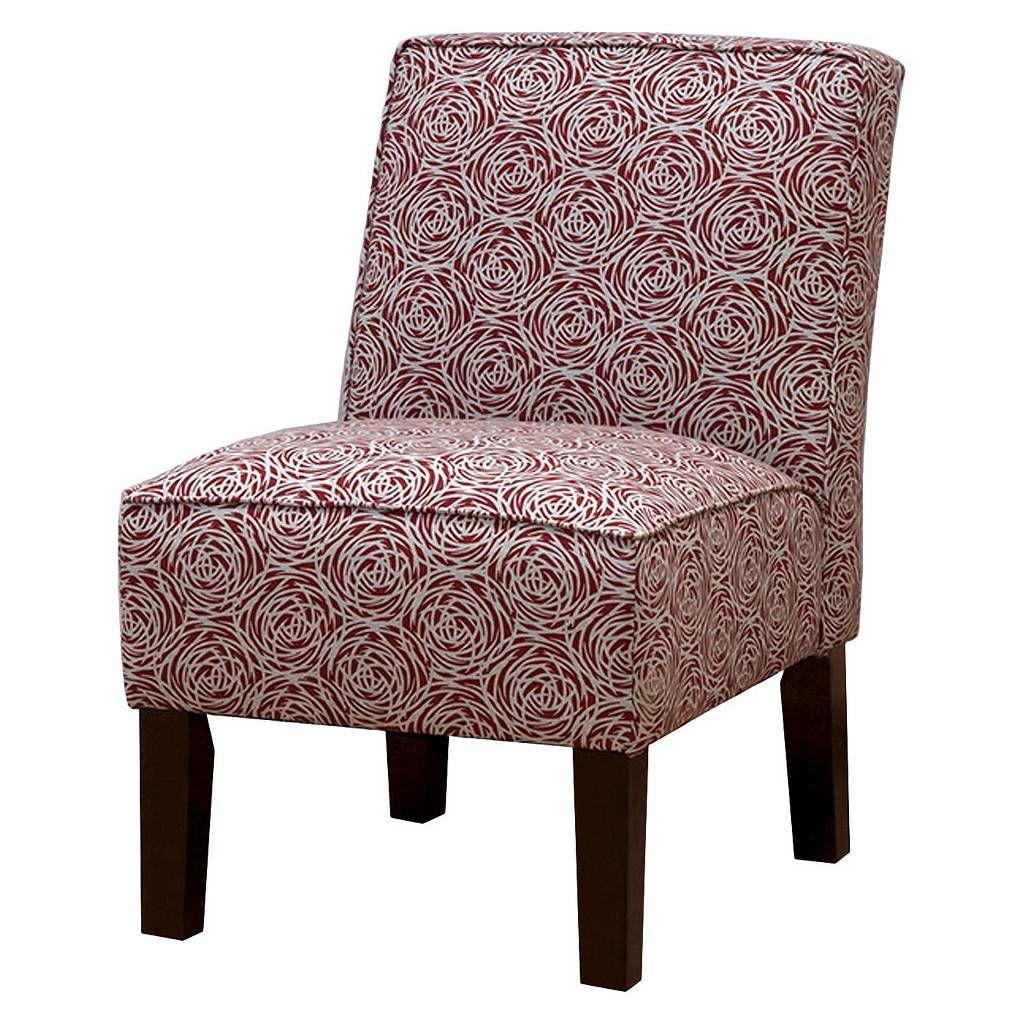 Burke Slipper Chair Grey Skyline. Image 1 of 4. Grey