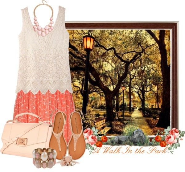 """""""A Walk In The Park 2"""" by michelle-hersh-wenger on Polyvore"""