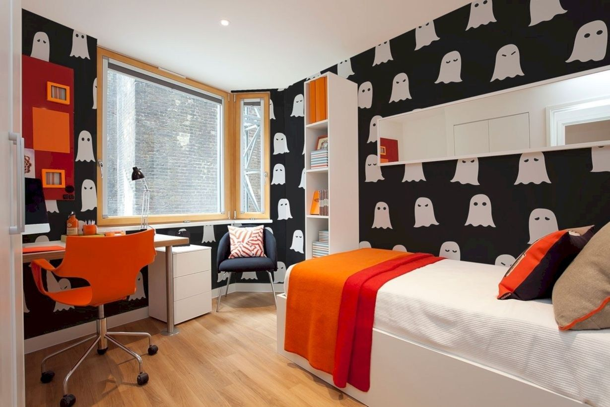 Cool Halloween Decor For Kids Room 17 , homeridian.com