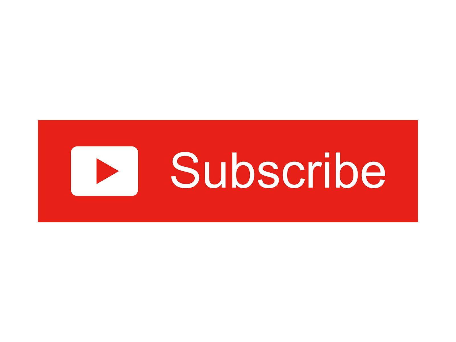 Free Youtube Subscribe Button Download 5 Youtube Logo Free Youtube First Youtube Video Ideas