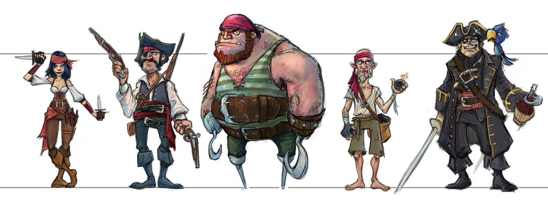 Monkey island 2 lechuck s revenge concept art the international - Monkey Island Cerca Con Google