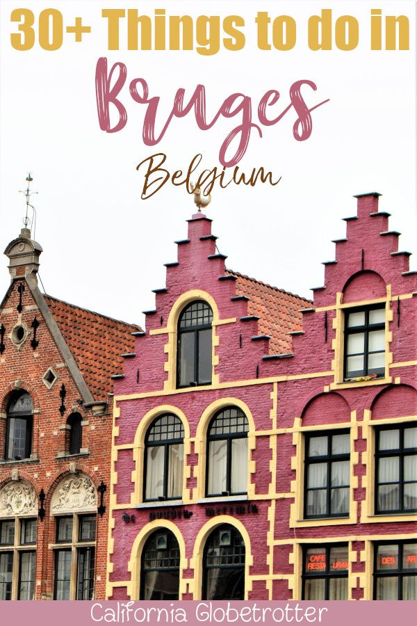 A Weekend in Bruges