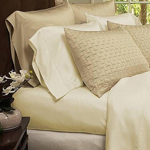 4 Piece Set Super Soft 1800 Series Bamboo Fiber Bed Sheets