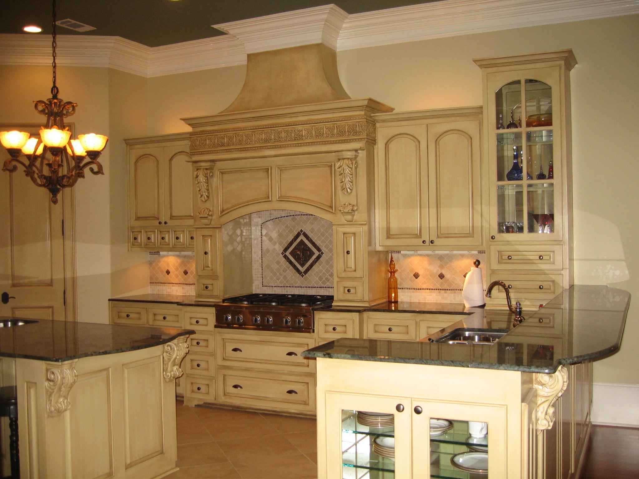 Breathtaking Tuscan Kitchen Cabinets » Picture 267 | Designer Queen ...