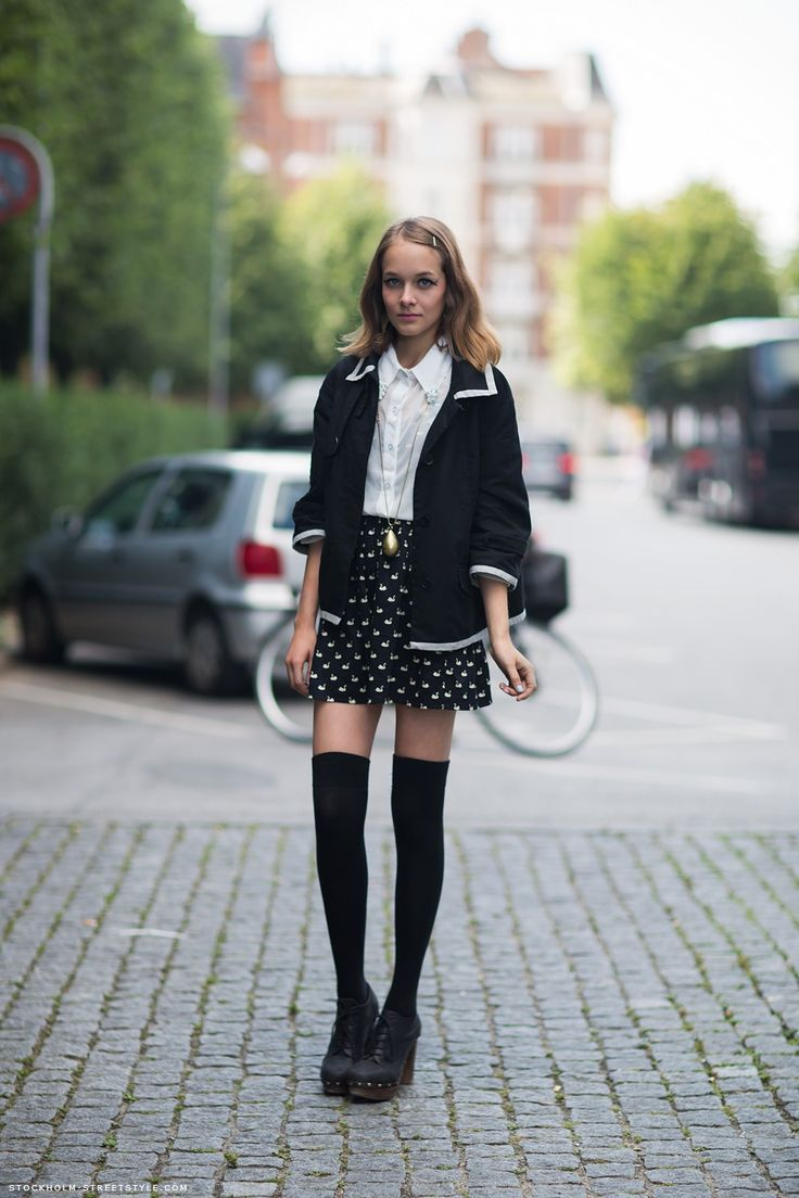 Tips For Chic School Girl Style Fashion Girls Girl Fashion And Clothing