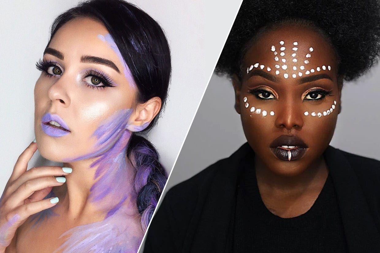 The 14 Best Halloween Makeup Looks for 2019 Halloween