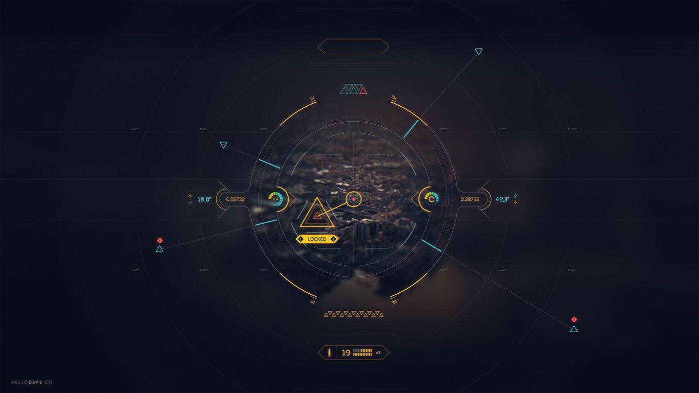 Behance Для вас Interactive design, Movie game
