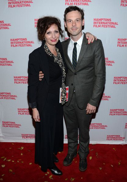 Scoot McNairy and Lina Todd attend the 'Argo' screening during the 20th Hamptons International Film Festival at Guild Hall on October 6, 2012 in East Hampton, New York. (photo Jason Kempin)