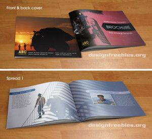 free indesign template multipurpose a5 booklet type corporate