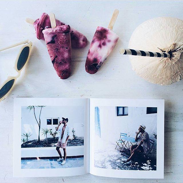 @______sebastian genießt den Sommer in vollen Zügen und für euch gibts Instagram im Buchformat!  #anguadn #squarebook #summersale