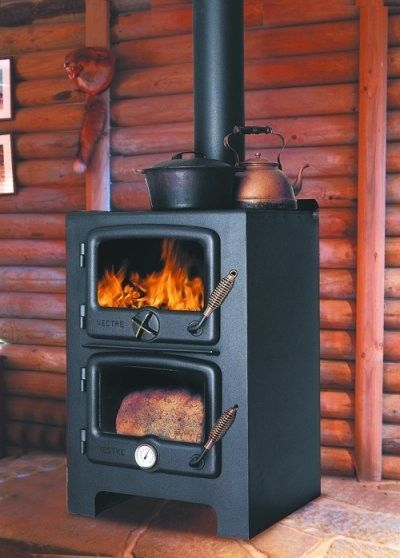 Baker's Oven wood cook stove - Baker's Oven Wood Cook Stove Stove Pipe Pinterest Ovens