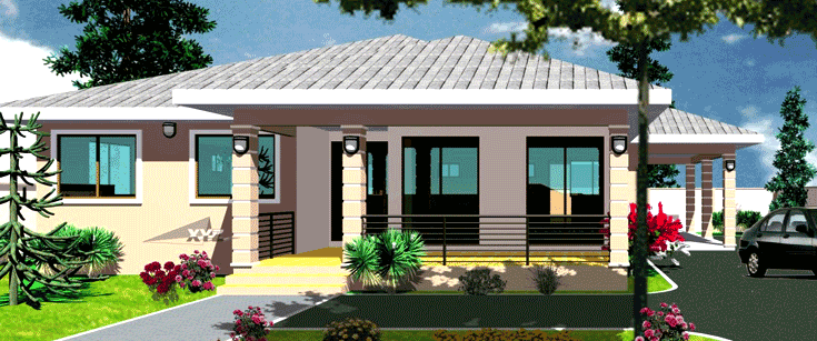 Best House Designs In West Africa Ghana House Plans