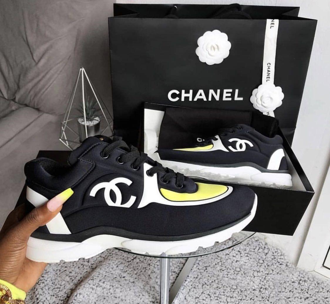 Sneakers, Chanel sneakers
